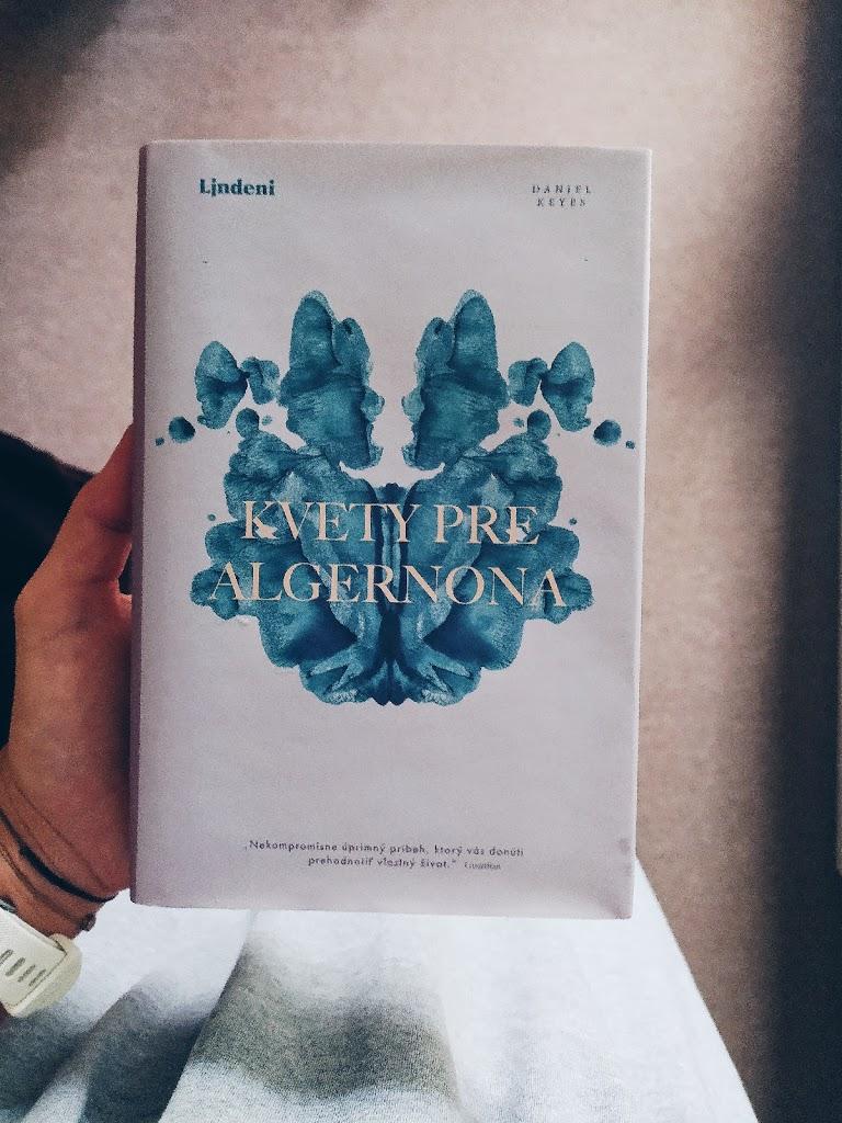 Knihy mojich dní – Kvety pre Algernona